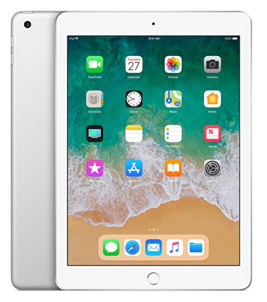 APPLE MR7G2TU/A iPad Wi-Fi 32GB - Silver ( TESHIR )
