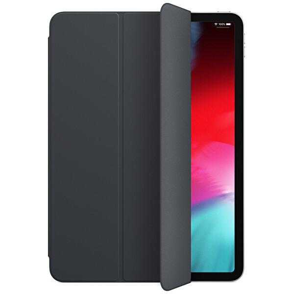 """Apple MRX72ZM/A 11"""" iPad Pro Kömür Grisi Smart Kılıf"""