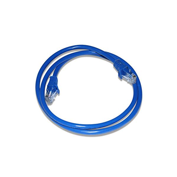 Inca ICAT6-02TM CAT6 2m Mavi Kablo