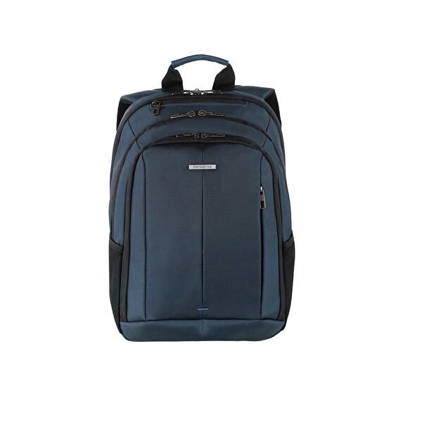 """Samsonite CM5-01-005 14.1"""" Guard It 2.0 Mavi Notebook Sırt Çantası"""