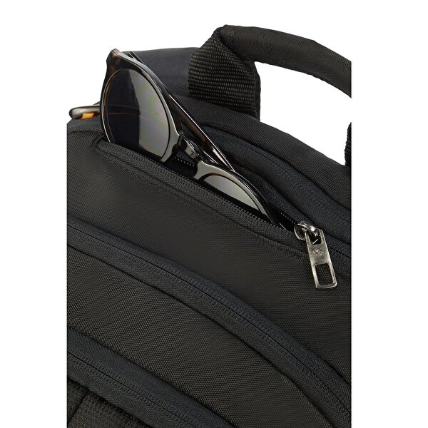 "Samsonite CM5-09-006 15.6"" Guard It 2.0 Siyah Notebook Sırt Çantası"
