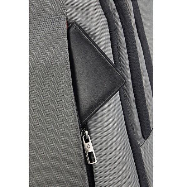 "Samsonite CM5-08-006 15.6"" Guard It 2.0 Gri Notebook Sırt Çantası"