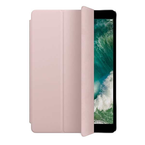 "Apple Smart Cover MQ0E2ZM/A iPad 7. Ve 8. Nesil, iPad Air 3. Nesil, 10.5"" iPad Pro Tablet Kılıfı Kum Pembesi"