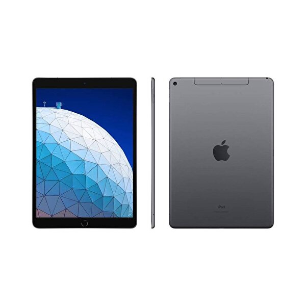 APPLE MV0D2TU/A 10.5-inch iPad Air Wi-Fi + Cellular 64GB - Space Grey