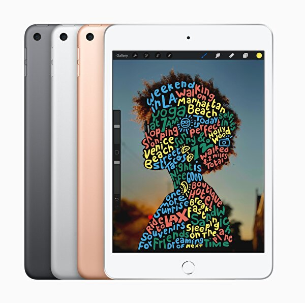 Apple MUU62TU/A iPad mini Wi-Fi 256GB - Gold