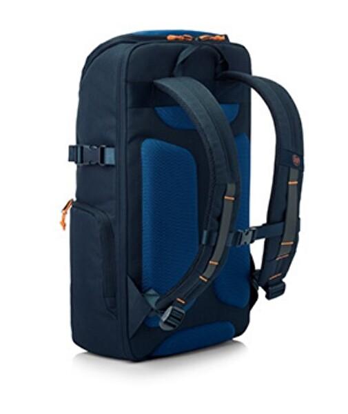 HP Pavilion Tech Notebook Sırt Çantası - Mavi (5EF00AA)