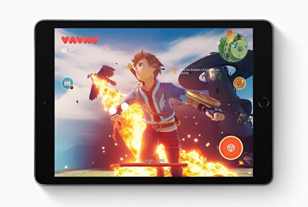 """Apple iPad 7. Nesil MW742TU/A 32GB 10.2"""" Space Grey WiFi Tablet"""