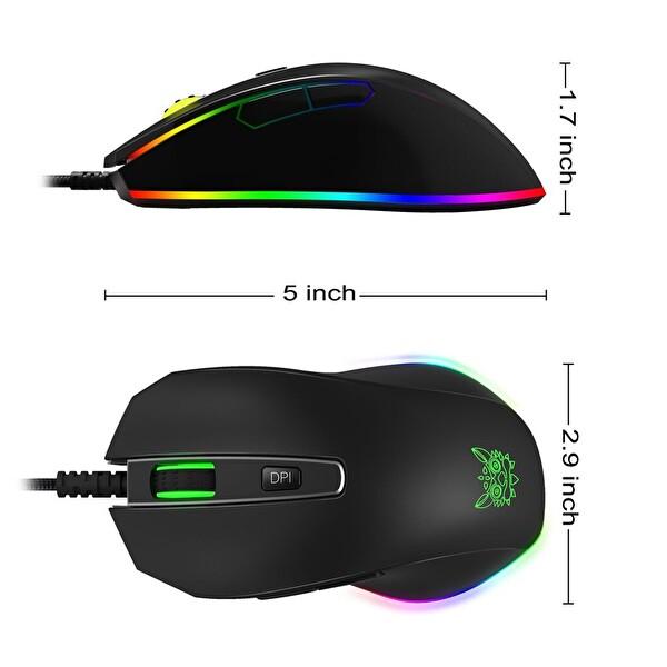 Onikuma CW60 Pro Gaming Mouse