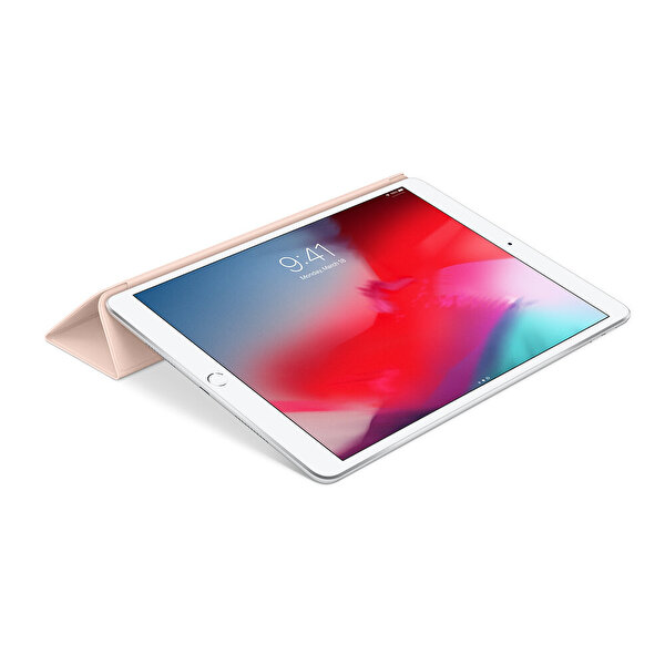 "Apple Smart Cover MVQ42ZM/A iPad 7. Ve 8. Nesil, iPad Air 3. Nesil Ve 10.5"" iPad Pro Uyumlu Tablet Kılıfı Kum Pembesi"