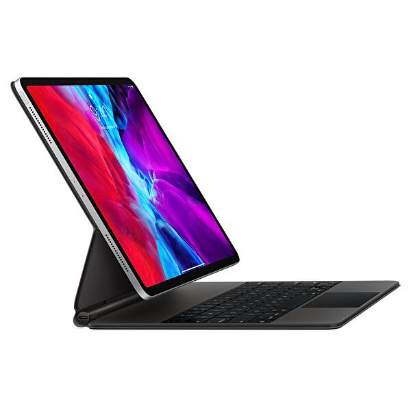 "Apple Magic Keyboard MXQU2TQ/A 12.9"" iPad Pro 3. Ve 4. Nesil Uyumlu Türkçe Q Klavye"