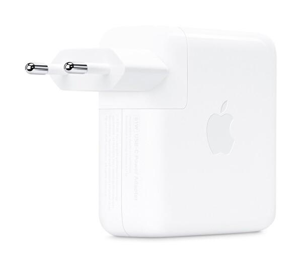 Apple MRW22TU/A 61W Type-C MacBook Güç Adaptörü