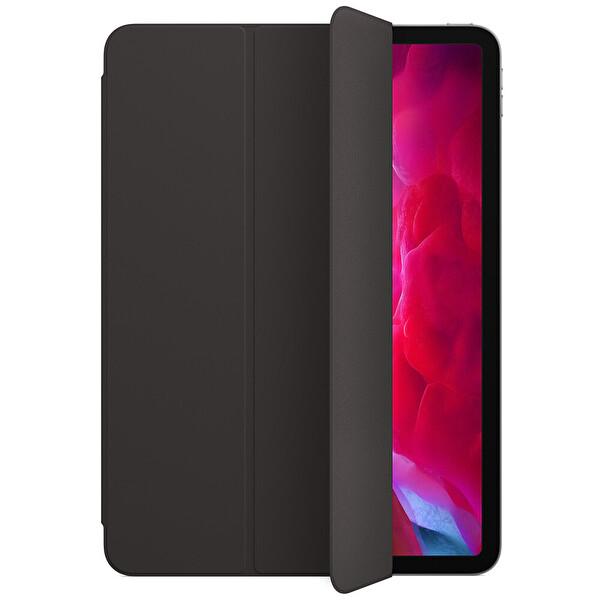 "Apple Smart Folio MXT42ZM/A 11"" iPad Pro 1. Ve 2. Nesil Uyumlu Tablet Kılıfı Siyah"