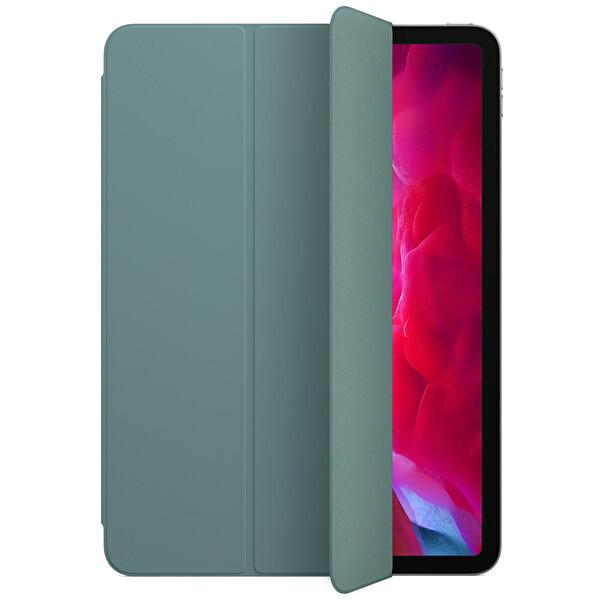 """Apple SmartFolio MXT72ZM/A 11"""" iPadPro 1. Ve 2.Nesil Uyumlu Tablet Kılıfı Kaktüs"""