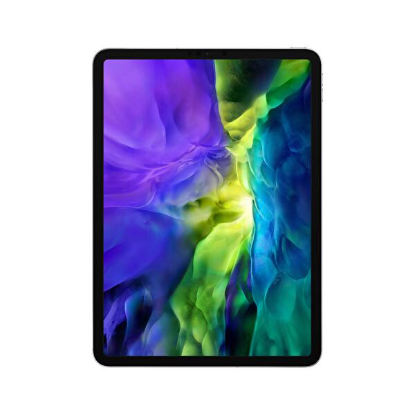 "Apple İPad Pro MXE52TU/A Wifi Cell 256GB 11"" Silver Tablet"