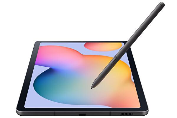 "Samsung Galaxy S6 Lite 64 GB 10.4"" Gray Tablet"