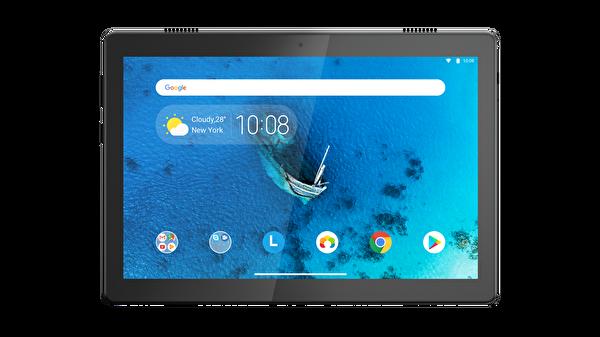 "LENOVO Tab M10 HD ZA6W0026TR 4GB Ram 64GB Bellek 10,1"" HD Platin Gri Tablet ( OUTLET )"