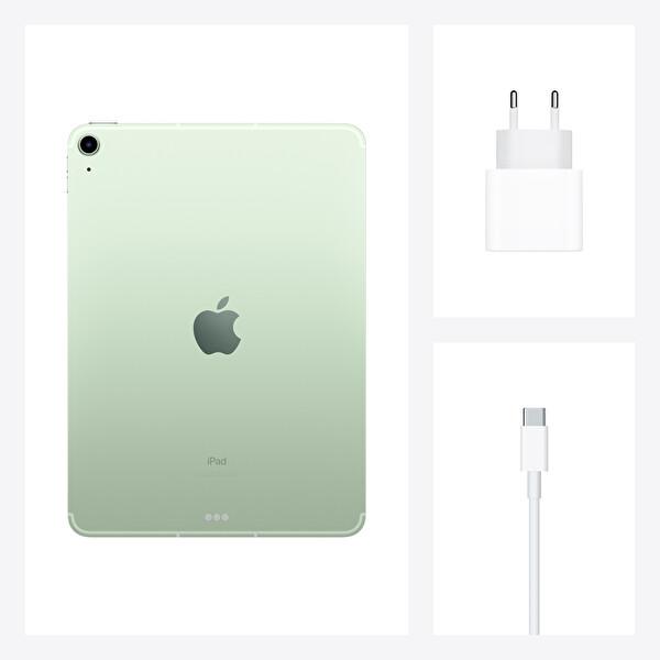 """Apple iPad Air 4.Nesil 10.9"""" 64GB Wifi Cellular Yeşil Tablet MYH02TU/A"""