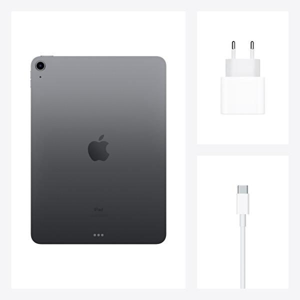 "Apple iPad Air 4.Nesil 10.9"" 256GB Wifi Uzay Grisi Tablet MYFT2TU/A"