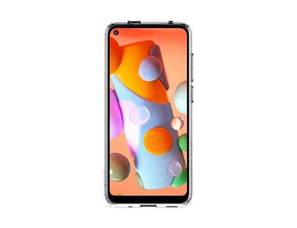 Samsung Galaxy A11 GP-FPA315KDATW KDLab Telefon Kılıfı Şeffaf