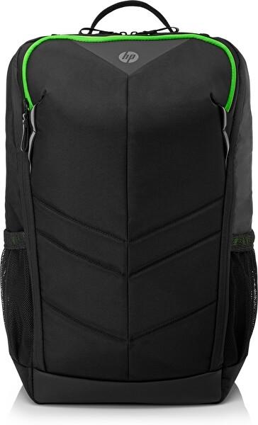 HP Pavilion 400 Gaming 15.6 inç Notebook Sırt Çantası - Siyah & Neon Yeşili