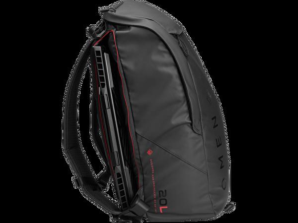 OMEN Transceptor 15.6 inç Gaming Notebook Sırt Çantası 20L - Siyah