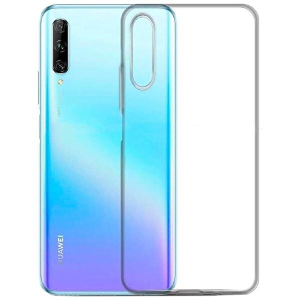 Preo Tpu Case Huawei Psmart S Polikarbon Telefon Kılıfı Şeffaf