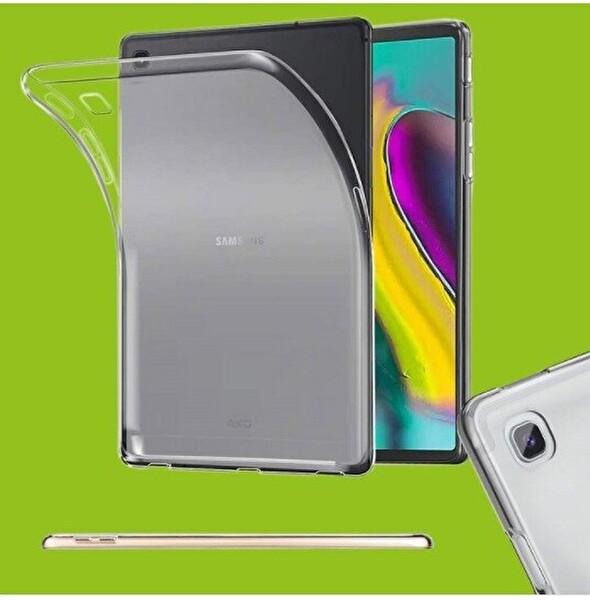 """Preo Samsung Galaxy S6 Lite 10.4"""" Tablet Kılıfı Şeffaf"""