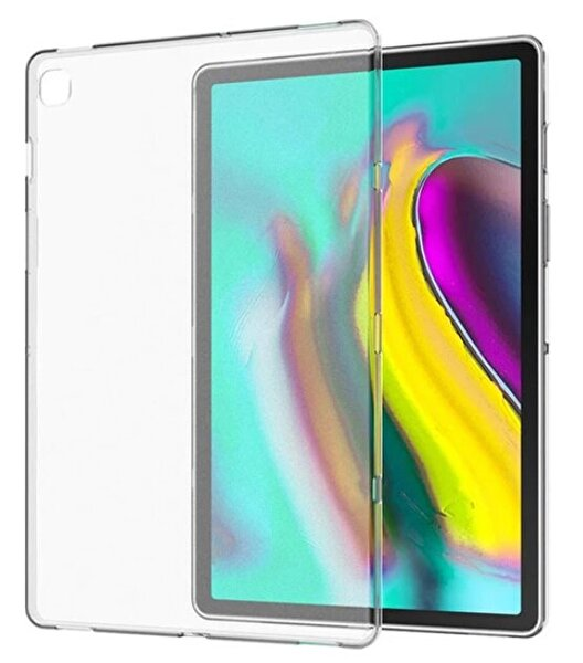 """Preo My Case Samsung Galaxy Tab S5E T720 10,5"""" Tablet Kılıfı Şeffaf"""