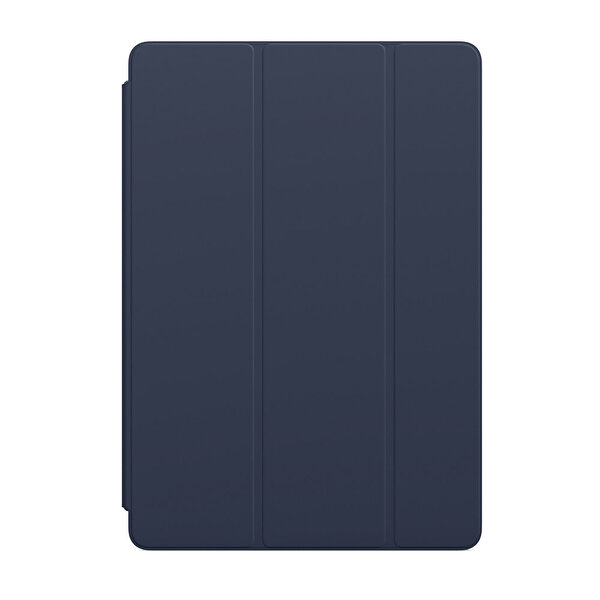 "Apple Smart Cover MGYQ3ZM/A iPad 7. ve 8. Nesil, iPad Air 3. Nesil, 10.5"" iPad Pro Uyumlu Tablet Kılıfı Koyu Lacivert"