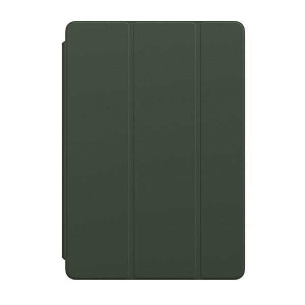 "Apple Smart Cover MGYR3ZM/A iPad 7. ve 8. Nesil, iPad Air 3. Nesil, 10.5"" iPad Pro Uyumlu Tablet Kılıfı Kıbrıs Yeşili"