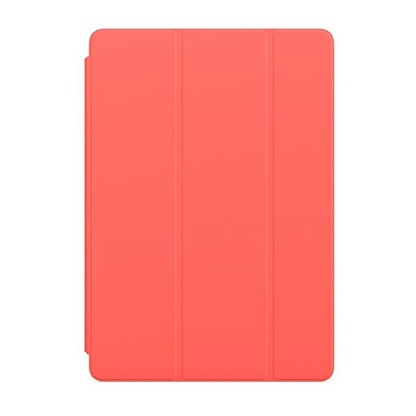 "Apple Smart Cover MGYT3ZM/A iPad 7. ve 8. Nesil, iPad Air 3. Nesil, 10.5"" iPad Pro Uyumlu Tablet Kılıfı Pembe Greyfurt"