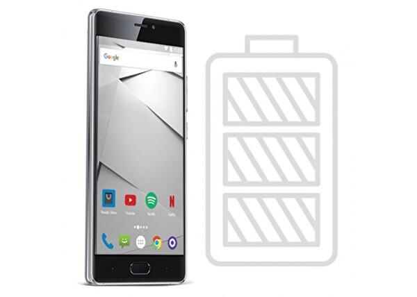 Reeder P10S 64GB Gri Akıllı Telefon