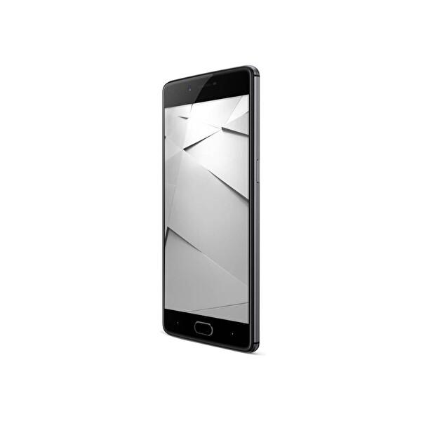 Reeder P11SE Art Çift Sim Siyah Akıllı Telefon