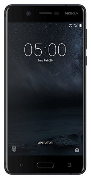 NOKIA 5 BLACK AKILLI TELEFON ( OUTLET )