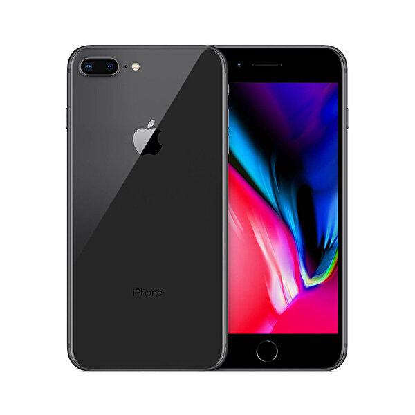 IPHONE 8 PLUS 64GB SPACE GRAY AKILLI TELEFON ( OUTLET )
