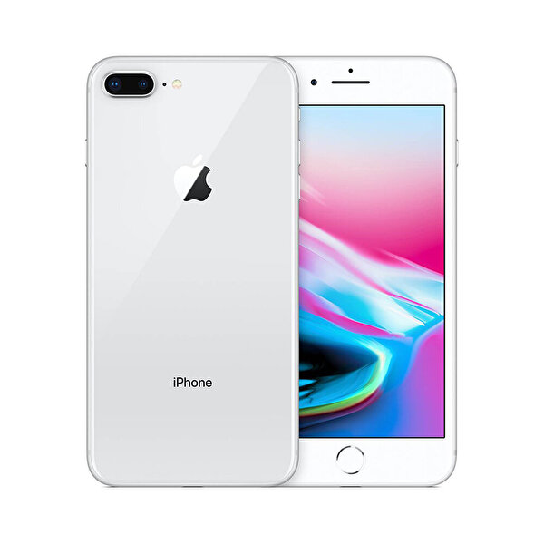 IPHONE 8 PLUS 64GB SILVER AKILLI TELEFON ( OUTLET )