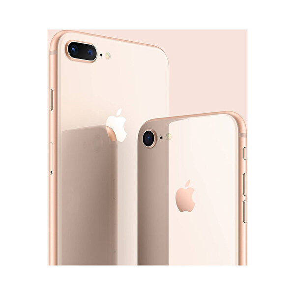 Apple iPhone 8 Plus 256 GB Akıllı Telefon (Altın)