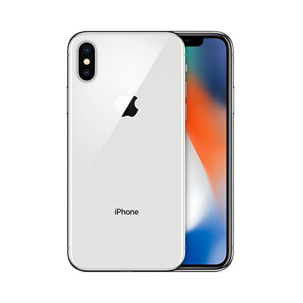 IPHONE X 64GB SILVER AKILLI TELEFON ( OUTLET )