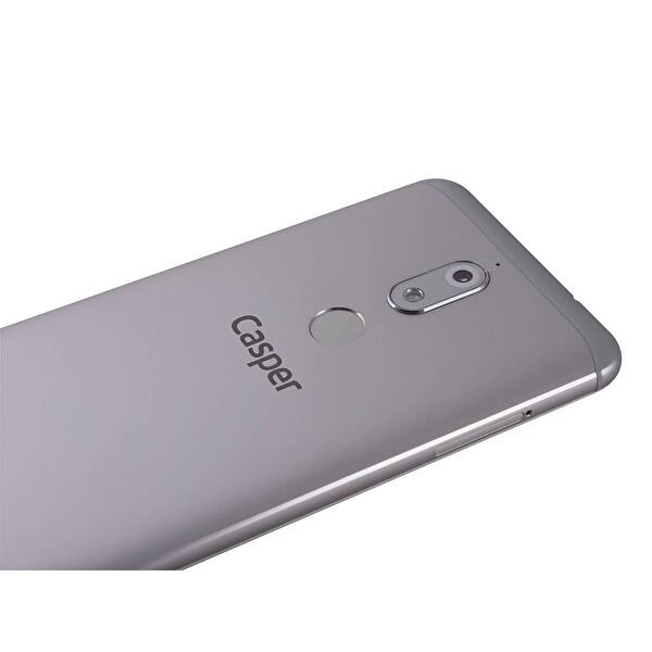 Casper VIA A2 32 GB Platin Gri Akıllı Telefon