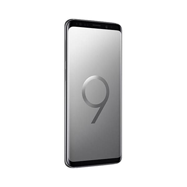Samsung Galaxy S9 G960F Titanyum Gri Akıllı Telefon