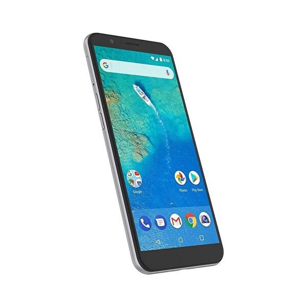 General Mobile Gm8 Çift Sim 32GB Gri Akıllı Telefon
