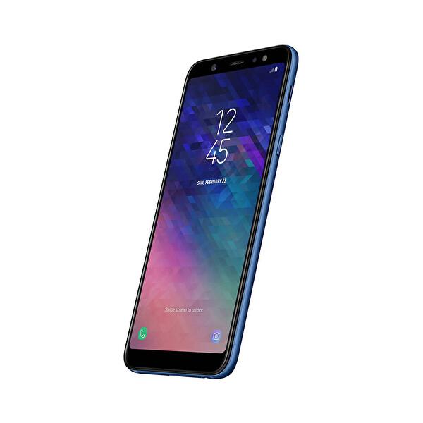 Samsung Galaxy A6+ A605F Mavi Akıllı Telefon
