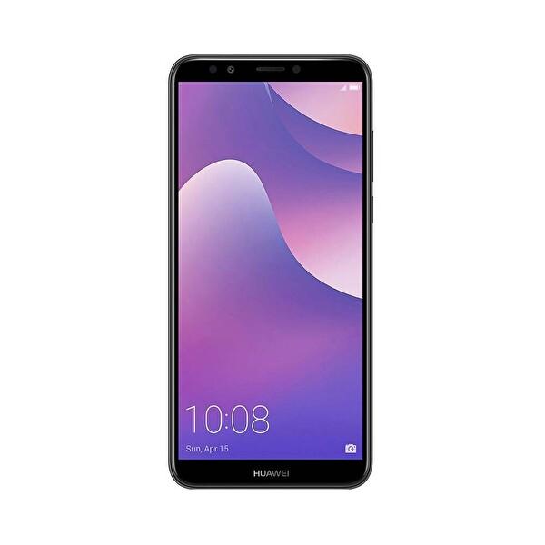 Huawei Y7 2018 Siyah Akıllı Telefon