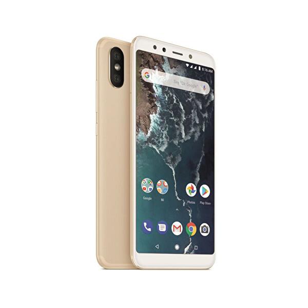 Xiaomi Mi A2 64GB Gold Akıllı Telefon