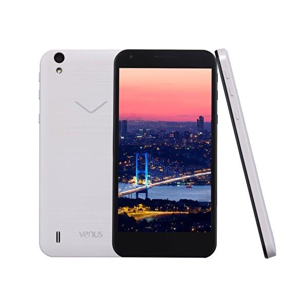 Vestel Venus 5000 E2 8GB Beyaz Akıllı Telefon
