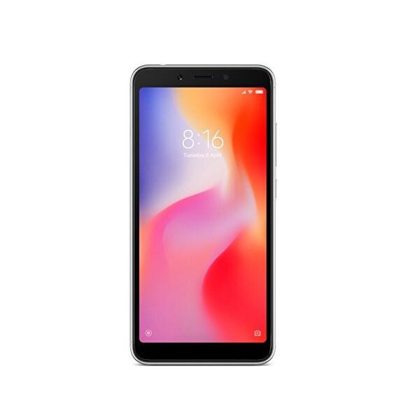 Xiaomi Redmi 6A 32GB Siyah Akıllı Telefon