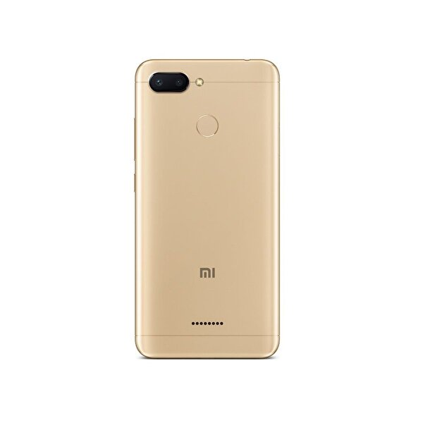 Xiaomi Redmi 6 64GB Akıllı Telefon (Altın)