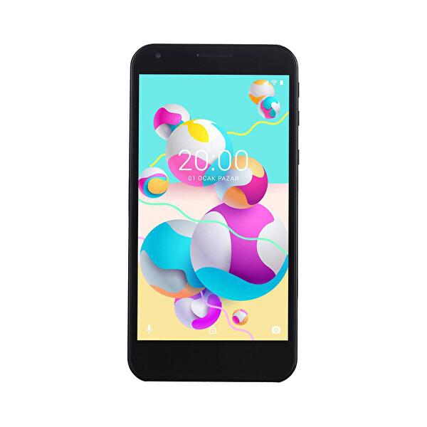 Vestel Venus 5000 E2 8GB Akıllı Telefon (Siyah)