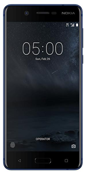 Nokia 5 Pro 16GB Mavi Akıllı Telefon