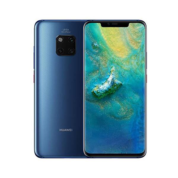 Huawei Mate 20 Pro 128 GB Mavi Akıllı Telefon
